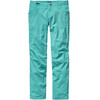 Patagonia W's Venga Rock Pant Howling Turquoise